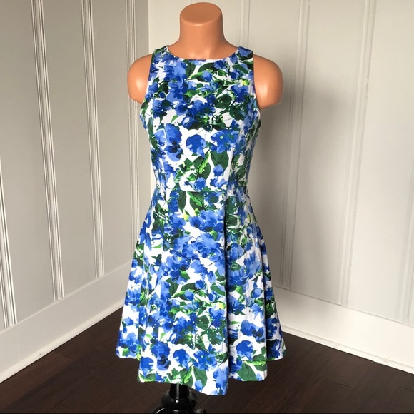 Milly Dresses & Skirts - Milly for Design Nation Floral A Line Dress 2